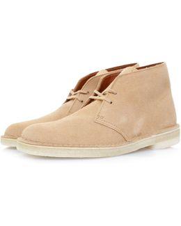 Desert Fudge Suede Boot