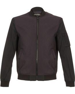 Honeycomb Black Jacket