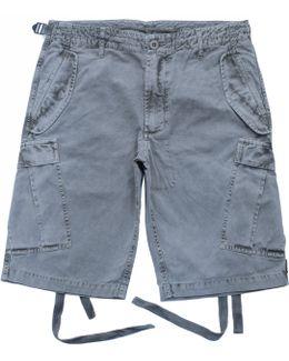 M65 Navy Vintage Garment Dyed Cargo Shorts