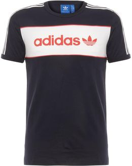 Adidas Block Tee Black T-shirt