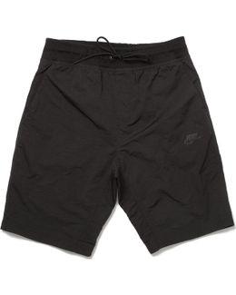 Sportswear Black Shorts