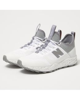 Fresh Foam Trailbuster White Sneaker Mfltbdwt