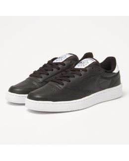 Club C85 El Black Sneakers