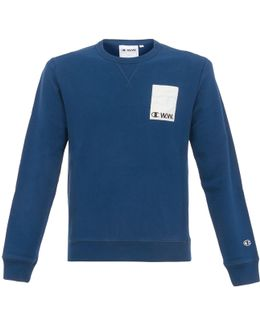 Navy Hugo Sweatshirt