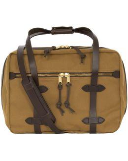 Tan Small Pullman Bag
