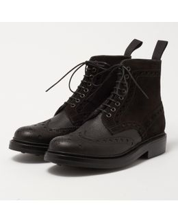 50th Anniversary Fred Brogue Boot