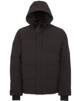 Black Macmillan Parka Coat