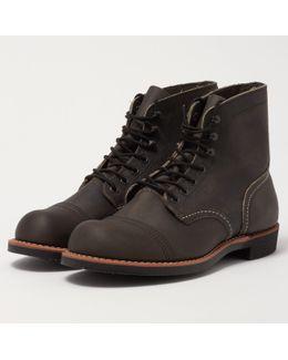 Charcoal Iron Ranger 6' Boot