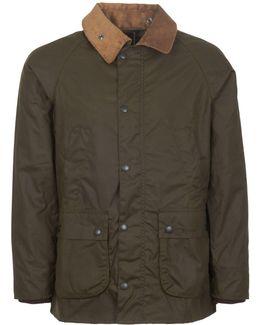 Olive Sl Bedale Jacket