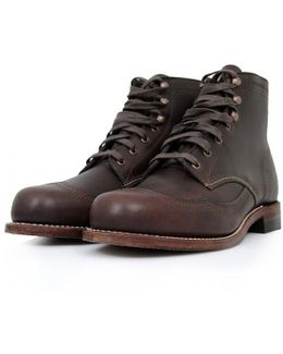 Wolverine Addison Brown Boot