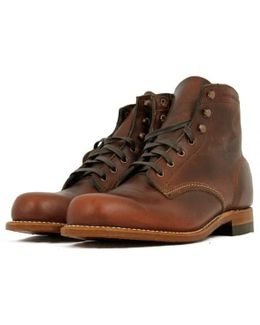 Wolverine Original Rust Boot
