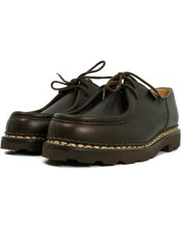 Michael Marche Marron Cafe Shoe