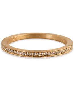 Gold/diamond Rue De Diamant Ring