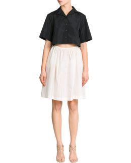 Epargyreus Taffeta Skirt