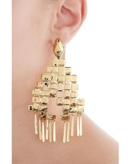 Iroquois 18kt Gold Plated Earrings