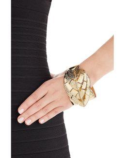 Talitha 18kt Gold Plated Bracelet