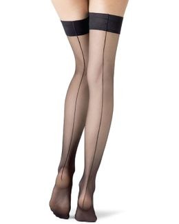Catwalk Couture Stay-up Stockings