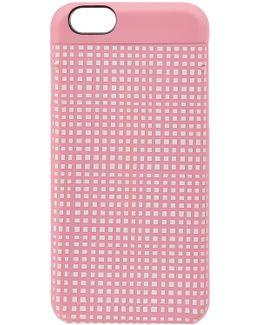 Windowpane Printed Iphone 6 Case