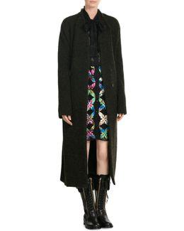 Dress With Silk