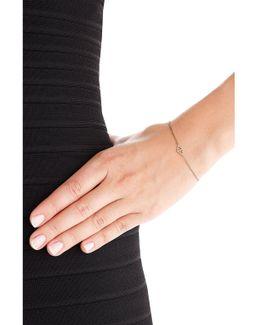 14-karat Gold And Diamond Bracelet