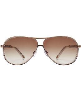 To08 Aviator Sunglasses