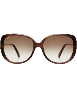 To0113 Oversize Sunglasses