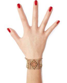Bead Embellished Bracelet