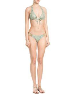 Geoskin Adjustable Halter Bikini Top