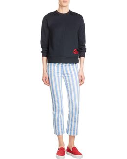 Lord Jim Cropped Jeans