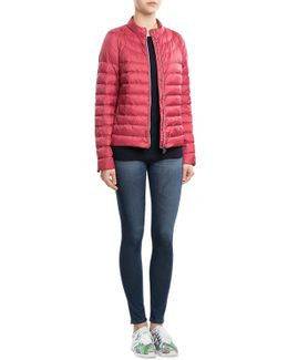 Brenda Quilted Down Jacket