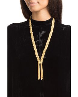 Miki 18kt Yellow Gold-plated Necklace