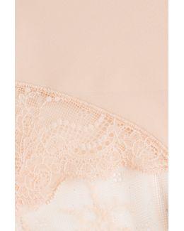 Undie-tectable Panties With Lace