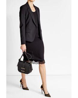 Maxine Medium Leather Shoulder Bag