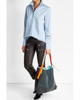 Rizo Leather Tote