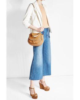 Isadore Leather Shoulder Bag