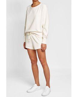 Max Oversize Cotton Sweatshirt