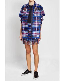Mini Skirt With Appliqués