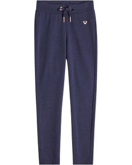 Sweatpants With Cotton