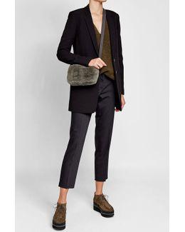 Beaver Fur Shoulder Bag