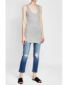 Tank Top With Wool