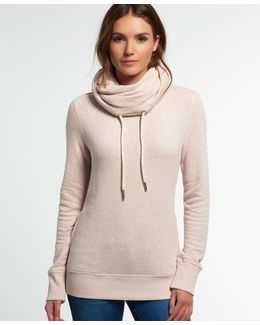 Nordic Funnel Neck Top
