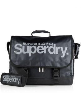 Super Pop Tarp Laptop Bag