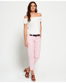 Riviera Sweet Chino Trousers