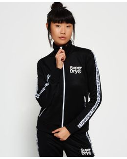 Fashion Fitness Tricot Track Top