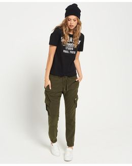 Utility Cargo Joggers