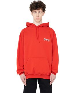 Campaign Oversized Hoodie