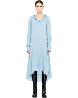 Rayon Midi Dress