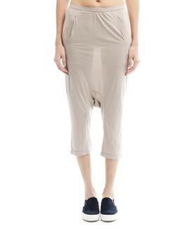 Rayon And Cotton Trousers