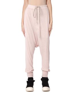 Wool And Rayon Trousers