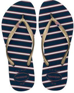 Slim Americana Sandal